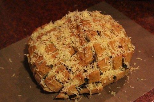 закусочный хлеб