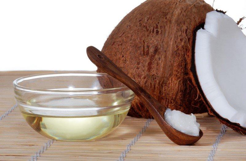 кокосовое масло еда
