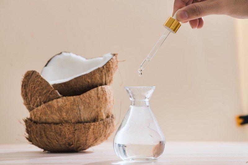 кокосовое масло жидкое для волос
