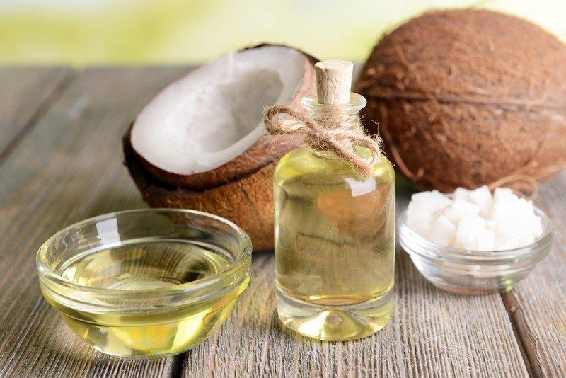 кокосовое масло густое