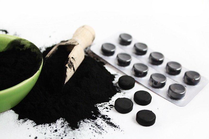 в чем польза и вред активированного угля