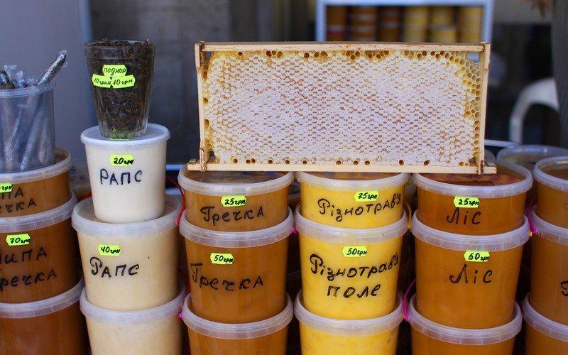 как выбрать мед зимой