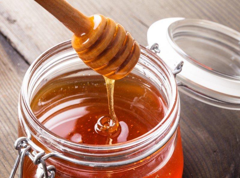как выбрать мед весной