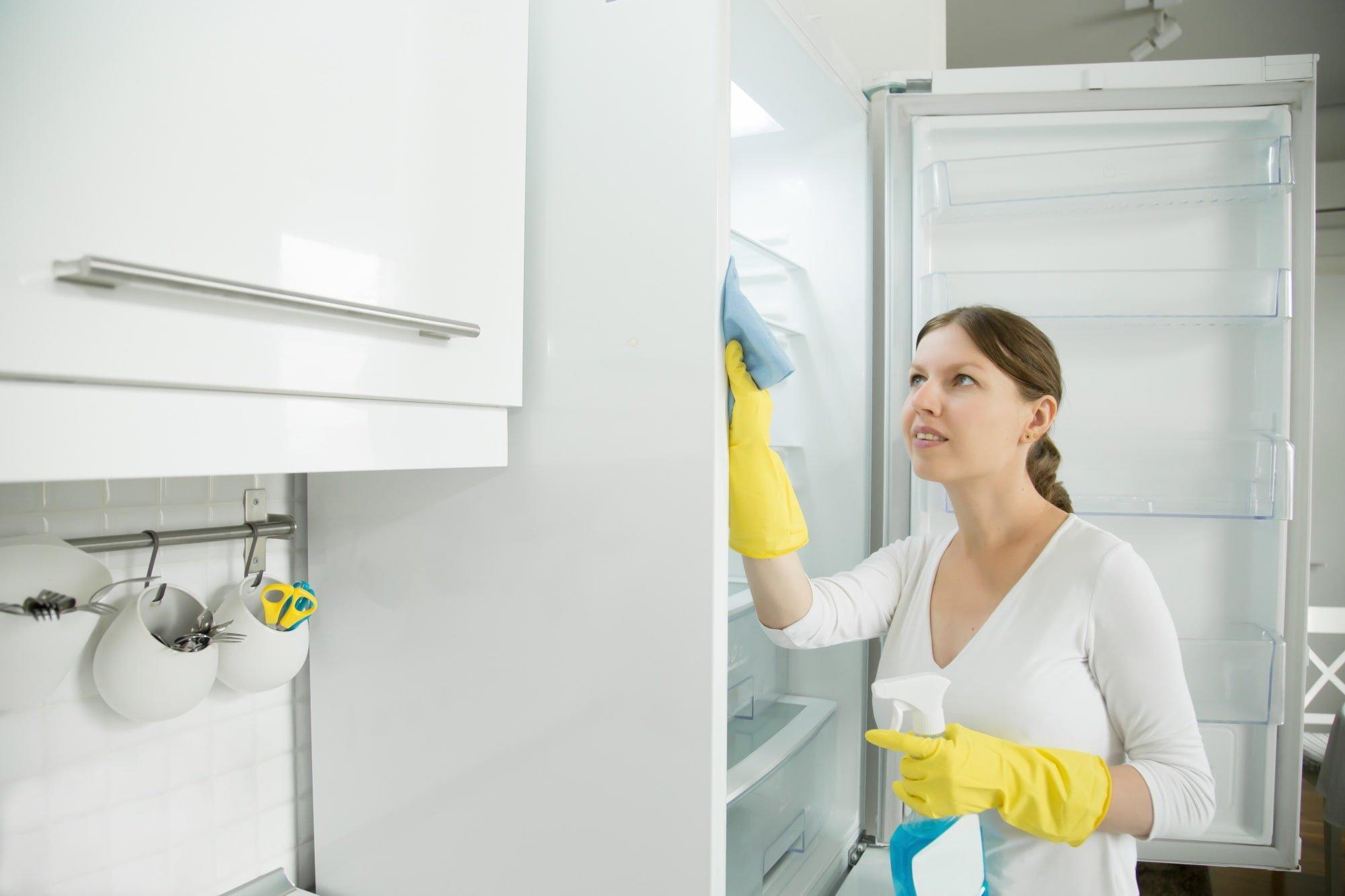 Подруга плачется, холодильник сломался после разморозки Советы,Кухня,Лайфхаки,Продукты,Разморозка,Хозяйство,Холодильник