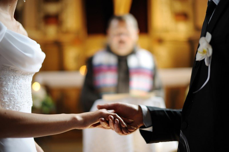 обряд венчания что для этого нужно