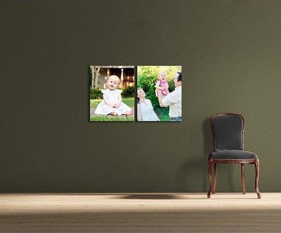 как развесить фотографии