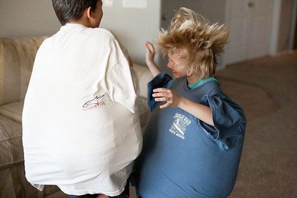 детское сумо