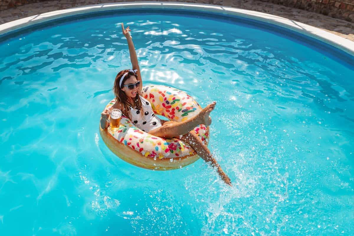 Как обустроить бассейн без дополнительного подогрева