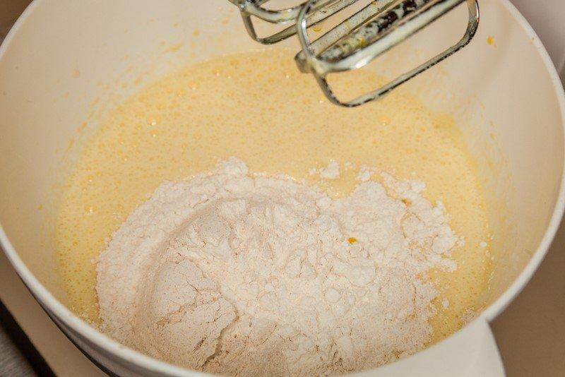 бисквит кефир рецепт