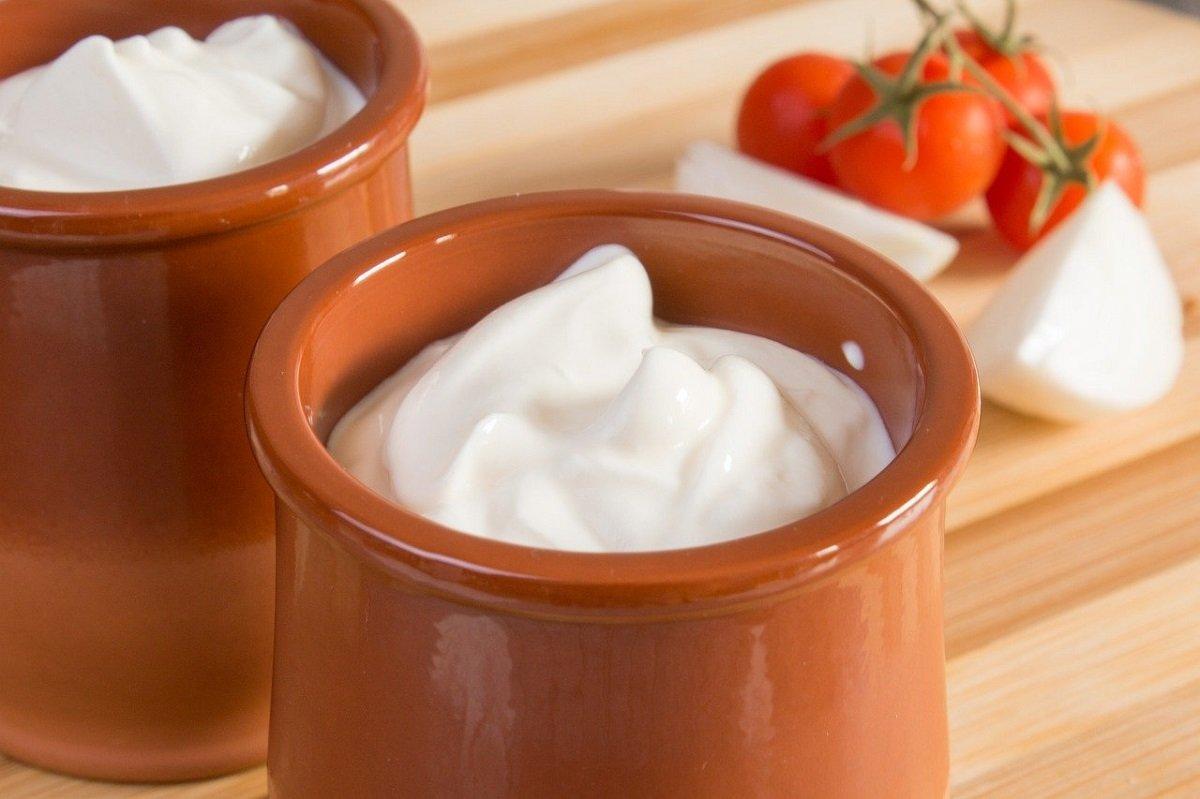 как сделать домашнюю сметану из молока