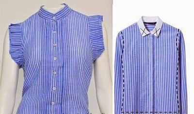 Как сшить мужскую рубашку - выкройка от А 11