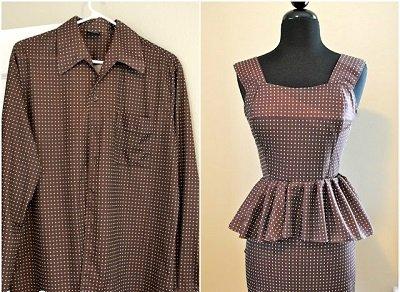 Как сделать платье из рубашки фото