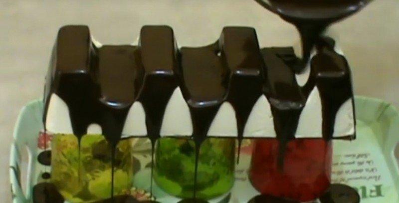детский шоколад киндер фото