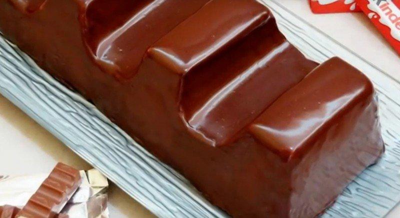 киндер шоколад фото