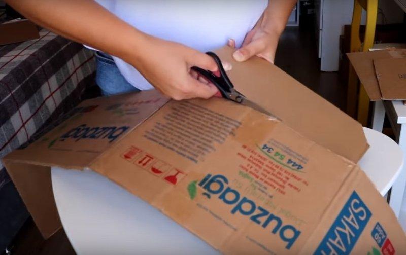 как сделать корзину своими руками