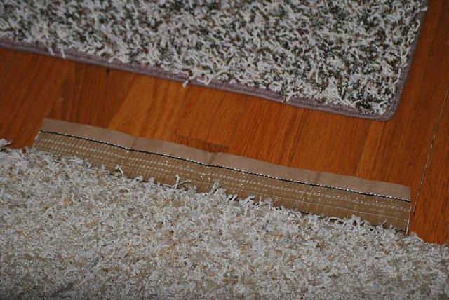 Как сделать коврик