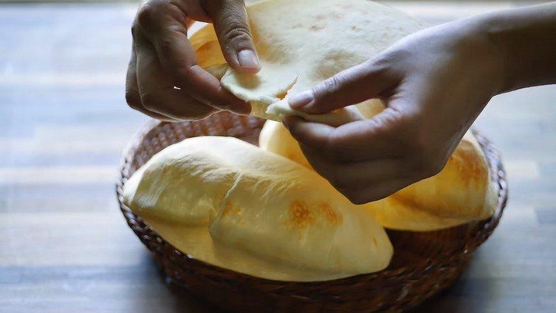 домашние лепешки вместо хлеба