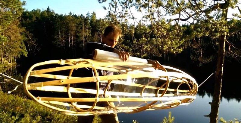 как сделать деревянную лодку своими руками