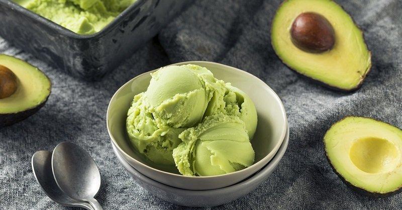 Инструкция по приготовлению мороженого из авокадо