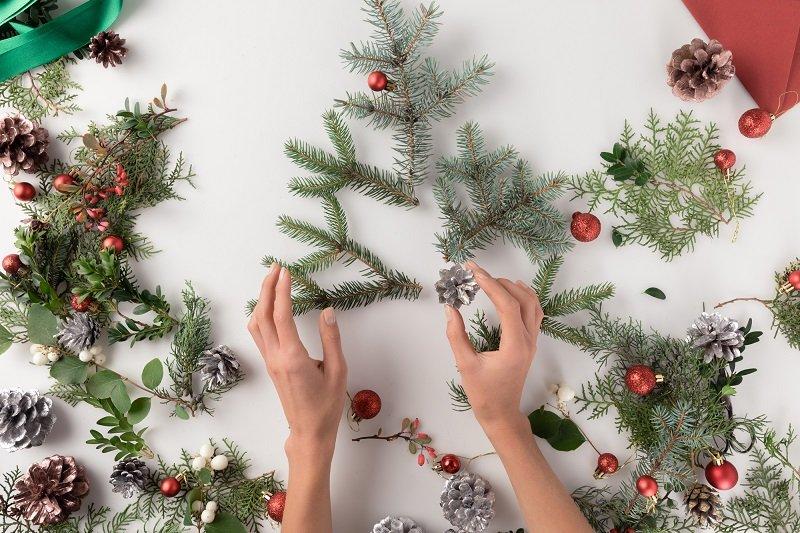 Шесть бюджетных новогодних украшений для кухни