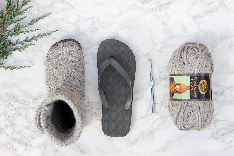 как сделать обувь своими руками фото