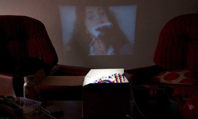 как сделать проектор