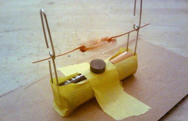электронный моторчик