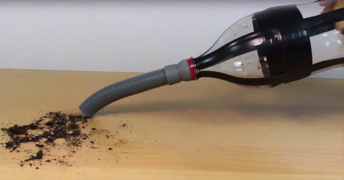 Как сделать пылесос своими руками