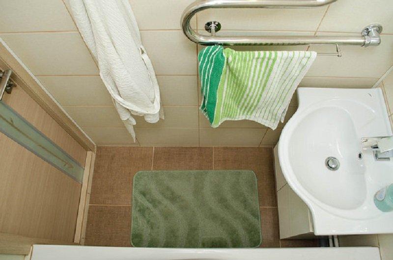 Новости PRO Ремонт - Эта омерзительная ванная после ремонта превратилась в самое романтичное место в доме! дизайн ванной