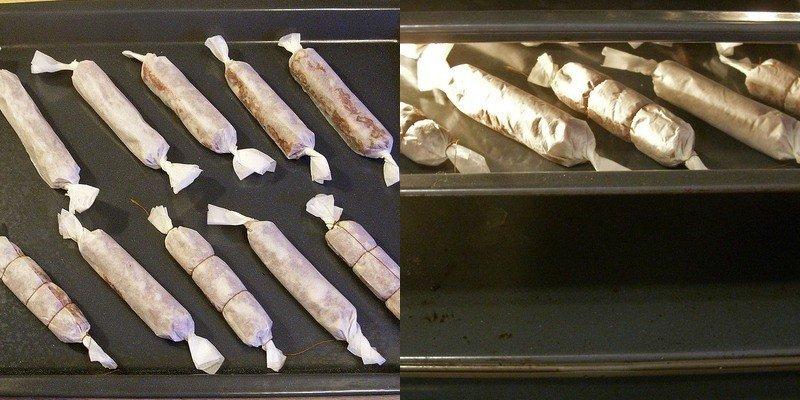 как сделать красиво сосиску в тесте