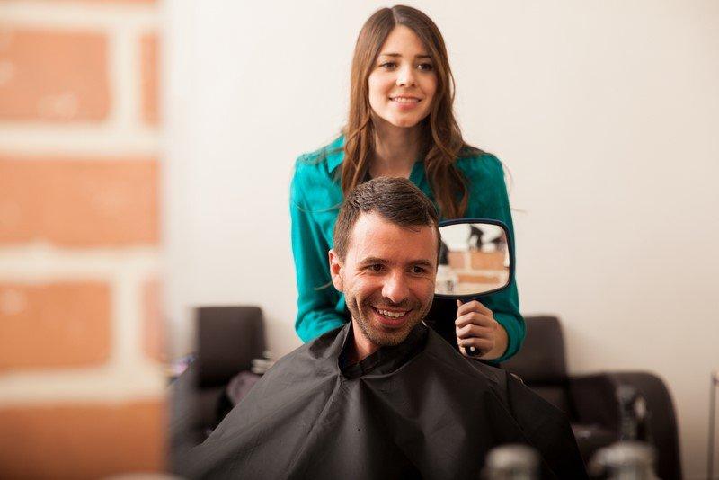 как постричь волосы