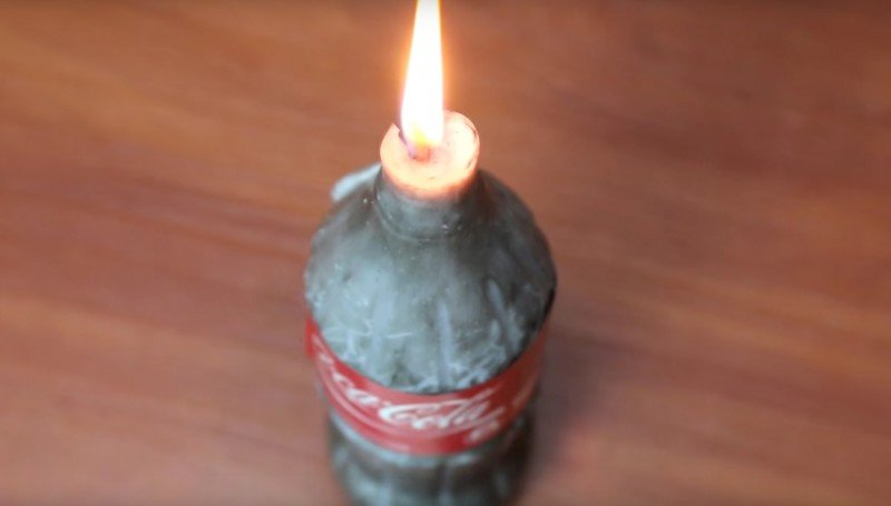 свеча своими руками фото