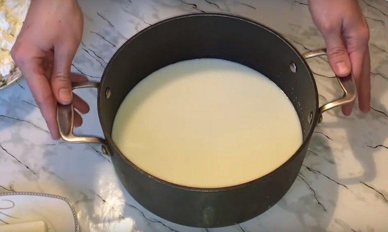 как сделать сыр из творога в домашних условиях