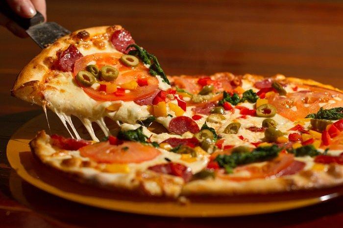тесто для пиццы с разрыхлителем