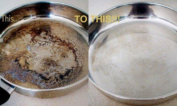 сковорода до и после