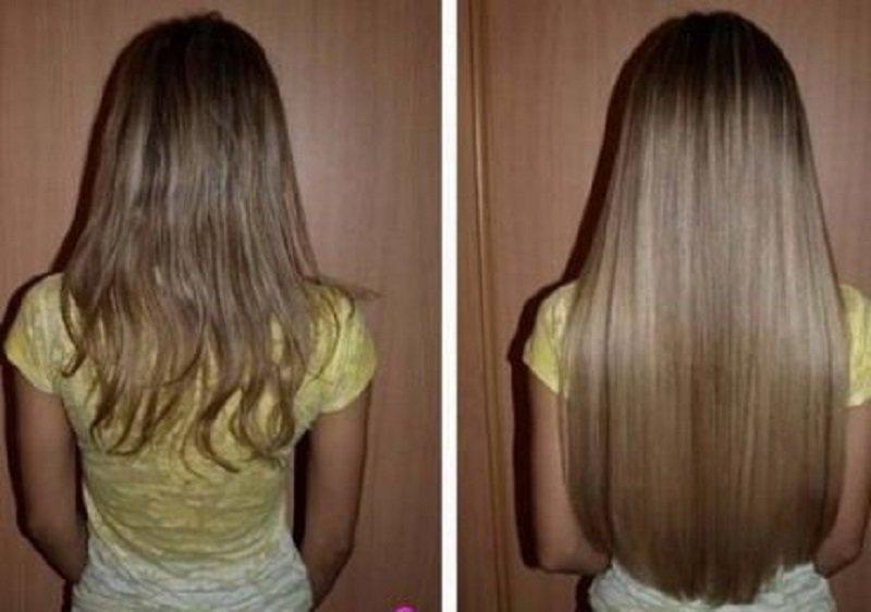Как сделать чтобы волос стало больше
