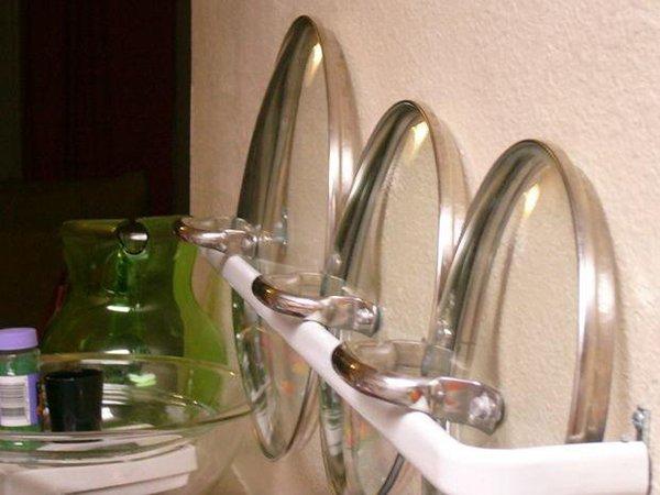 крышки от посуды