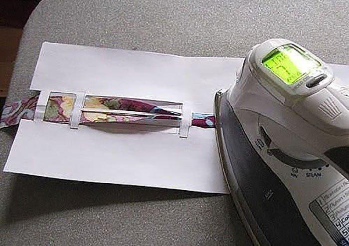 как шить из фетра на машинке