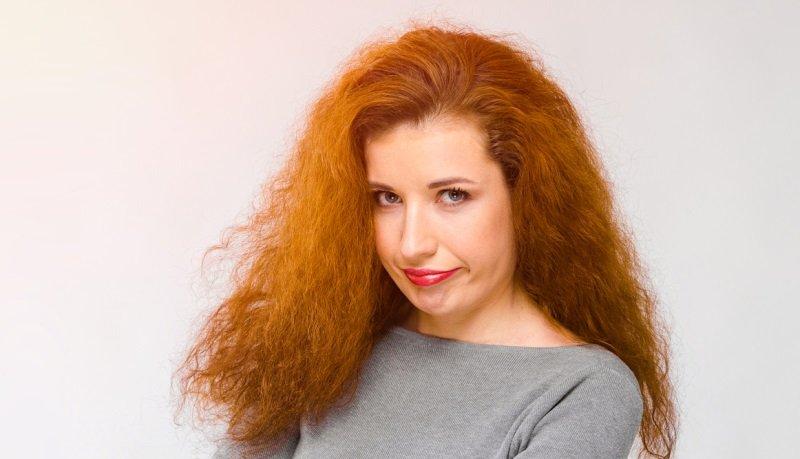 как смешать краску для волос блонд