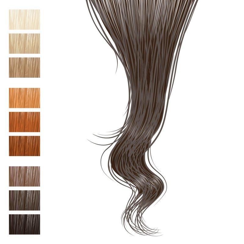 в каких пропорциях смешивать краски для волос