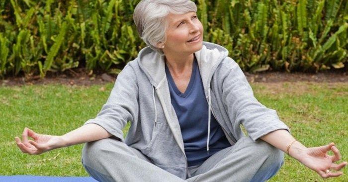 Йога для нормализации давления