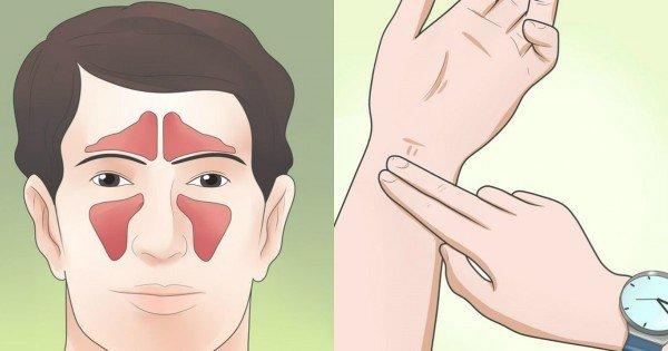 Самый эффективный способ снизить артериальное давление за 5 минут.