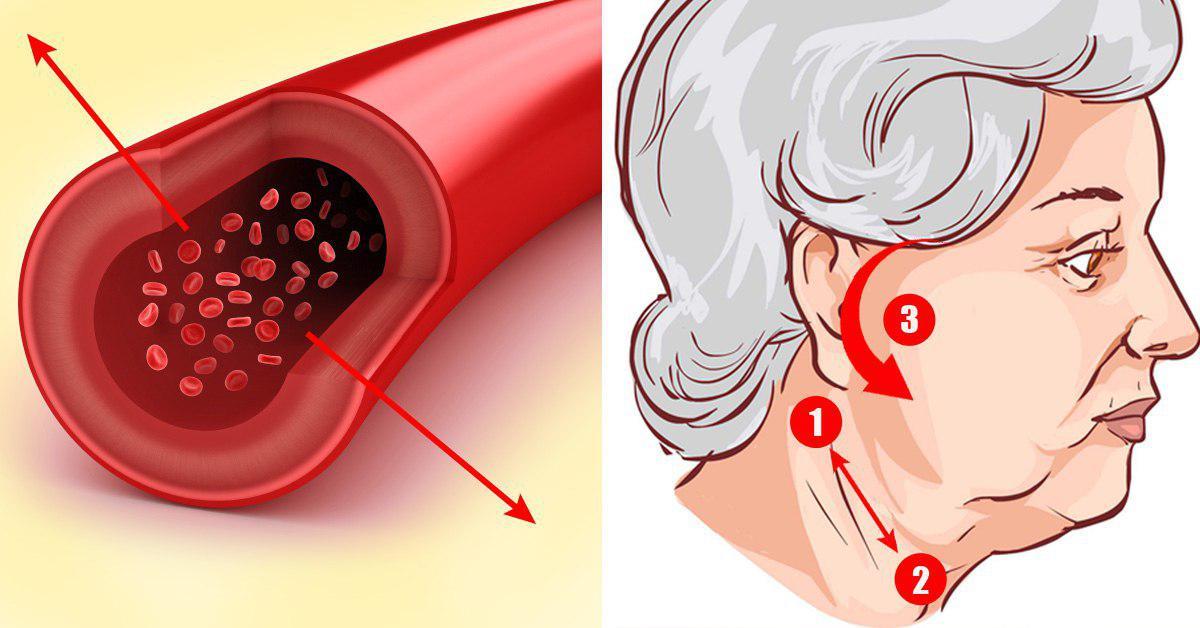 Точки для снижения артериального давления: какие нужно массировать