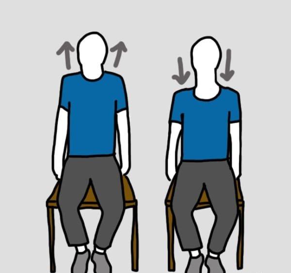 упражнение от боли в плече