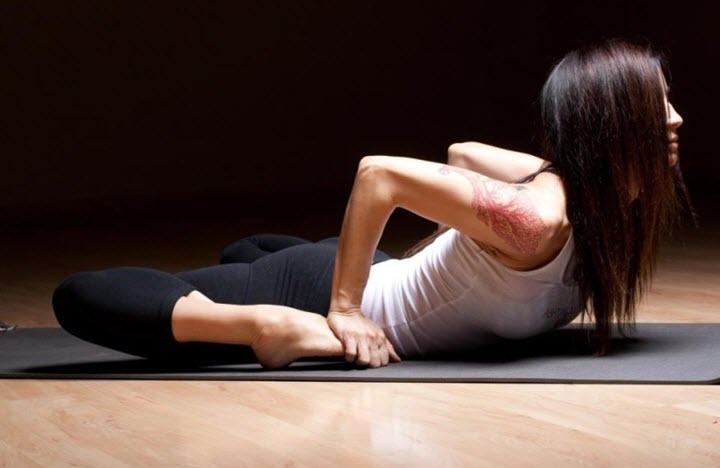 как снять нервное напряжение в теле