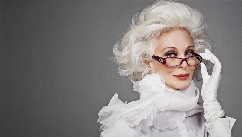 как стареют красивые женщины