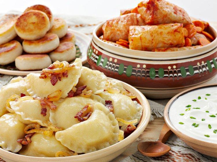 украинские национальные блюда