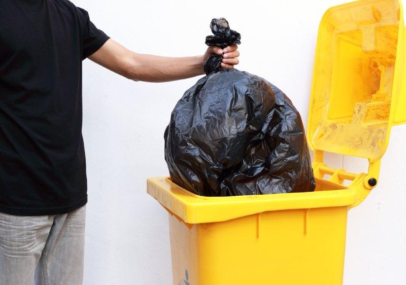 сортировка мусора в Европе