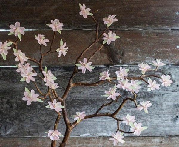 искусственное вишневое дерево