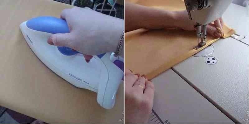 как сшить ламбрекен своими руками
